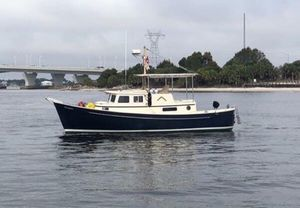 Used Fales Caribe Trawler Boat For Sale