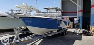 Used Universal 25 CC Center Console Fishing Boat For Sale
