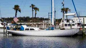 Used Columbia 50 Racer and Cruiser Sailboat For Sale