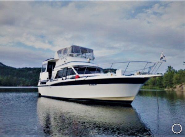 Used Camargue Sundeck Motor Yacht For Sale