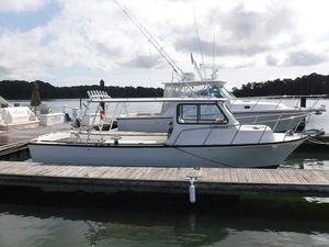Used Judge Chesapeake Downeast Fishing Boat For Sale
