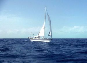 Used Hallberg-Rassy 39 Racer and Cruiser Sailboat For Sale