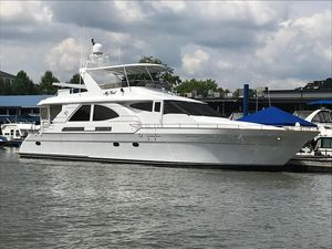 Used Queenship 70 Motor Yacht For Sale