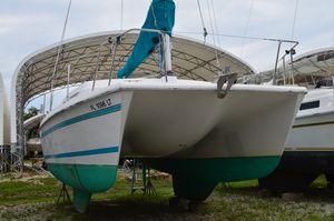 Used Endeavour Catamaran Intercat 1500 Catamaran Sailboat For Sale