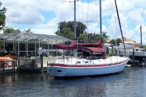Used Morgan Out Island 41 Ketch Sailboat For Sale