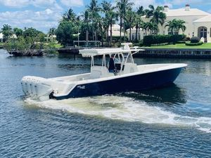 Used Seavee 39 Center Console Fishing Boat For Sale