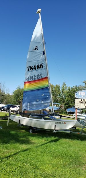 Used Hobie Cat 16 Multi-Hull Sailboat For Sale