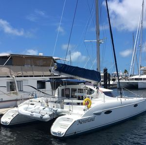 Used Fountaine Pajot Lavezzi Catamaran Sailboat For Sale