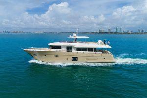 Used Apreamare Maestro 82 Flybridge Motor Yacht For Sale