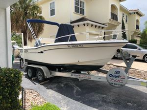 Used Grady-White Fisherman 180 Center Console Fishing Boat For Sale
