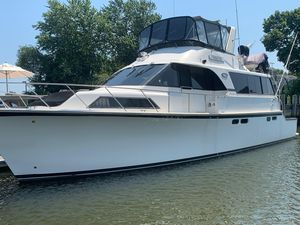 Used Ocean Cockpit Motor Yacht Motor Yacht For Sale