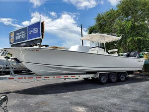 Used Seacraft 32 Center Console Fishing Boat For Sale