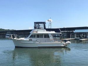 Used Island Gypsy 32 Trawler Boat For Sale