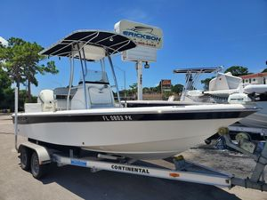 Used Sea Hunt BX 22 Saltwater Fishing Boat For Sale