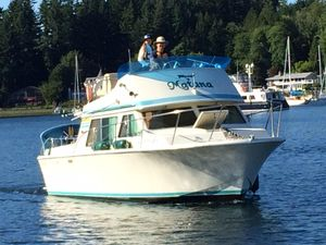 Used Tollycraft 26 Sedan Express Cruiser Boat For Sale