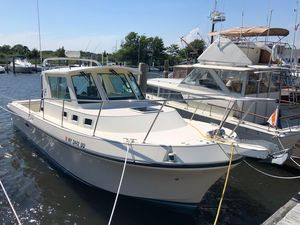 Used Albin 28 Tournament Downeast Fishing Boat For Sale