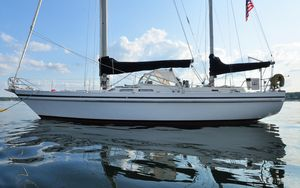 Used Contest 42 Center Cockpit Sailboat For Sale