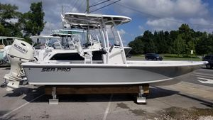 New Sea Pro 228 Bay Saltwater Fishing Boat For Sale