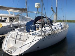 Used Dufour 43 Classic Cruiser Sailboat For Sale