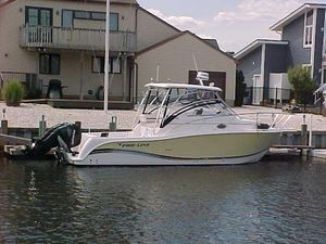 Used Pro-Line 32 Express Saltwater Fishing Boat For Sale