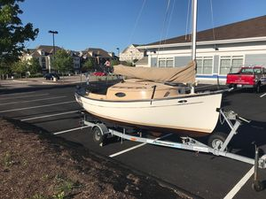Used Com-Pac Sun Cat Cruiser Sailboat For Sale