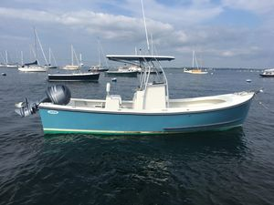 Used Eastern 22 Center Console Center Console Fishing Boat For Sale
