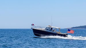 Used Mjm Yachts 29Z Downeast Express Cruiser Boat For Sale