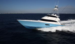 New Viking 92 Enclosed Bridge Convertible Fishing Boat For Sale