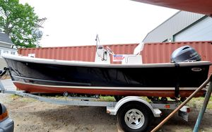 Used Eastern 20' Center Console Center Console Fishing Boat For Sale