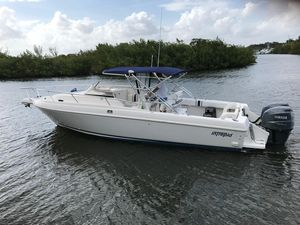 Used Intrepid 34 339 Walkaround Cruiser Boat For Sale