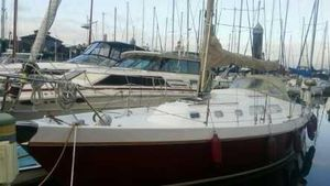 Used Contest 31 Sloop Sailboat For Sale