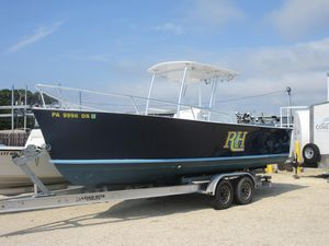 Used Wahoo 26 Center Console Fishing Boat For Sale