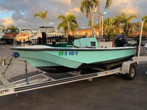 Used Boston Whaler 17 Neutak Center Console Fishing Boat For Sale