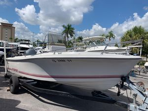 Used Wellcraft 18 Sport Center Console Center Console Fishing Boat For Sale