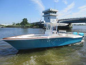 Used Jersey Cape 31 Little Devil Sports Fishing Boat For Sale