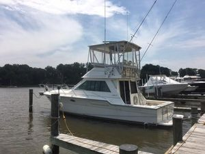 Used Tiara Convertible Fishing Boat For Sale