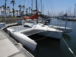 Used Corsair MK II Trimaran Sailboat For Sale