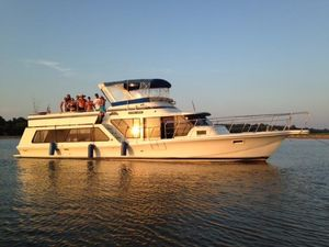 Used Bluewater Yachts 51 Coastal House Boat For Sale