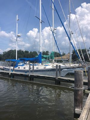 Used Bayfield 40 Cutter Sailboat For Sale
