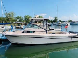 Used Grady-White 272 Sailfish Center Console Fishing Boat For Sale