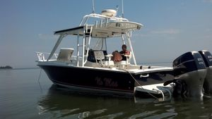 Used Salt Shaker 300 Center Console Fishing Boat For Sale