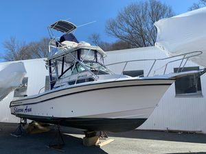 Used Grady-White 27 Sailfish Saltwater Fishing Boat For Sale