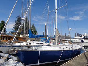 Used Koopmans Steel Cutter Cruiser Sailboat For Sale