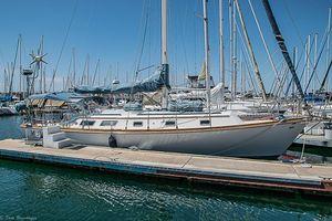 Used Gulfstar 37 Cruiser Sailboat For Sale