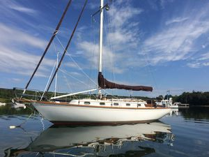 Used Cape Dory 36 Cutter Cruiser Sailboat For Sale