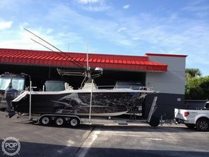 Used Pro Sports 2860 TE Power Catamaran Boat For Sale