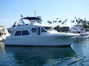 Used Navigator 4800 Pilothouse Boat For Sale
