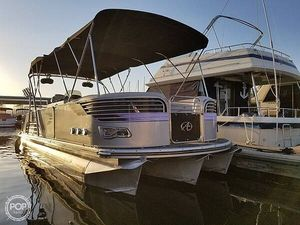 Used Avalon Ambassador 2785EL Pontoon Boat For Sale