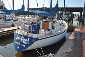 Used Canadian Sailcraft CS 33 Cruiser Sailboat For Sale