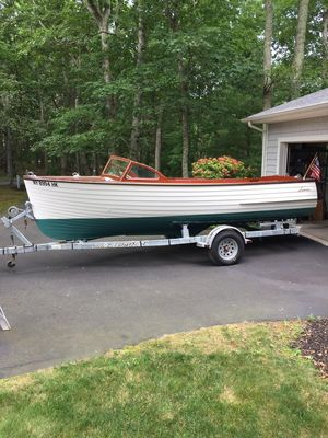 Used Lyman Islander Commercial Boat For Sale